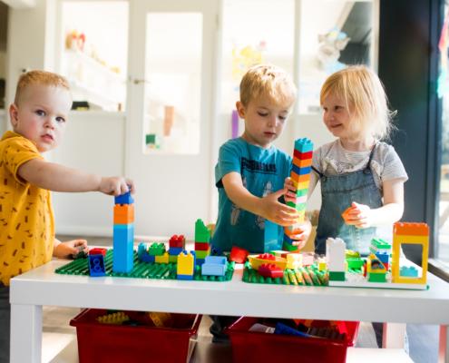 Kinderdagverblijf Boerderij De Bongerd Borne